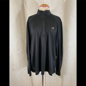 Men's Champion Zippered Pullover